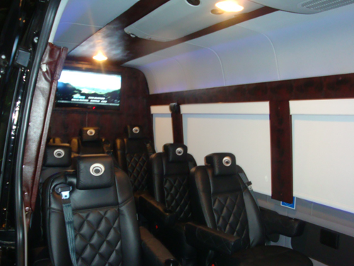 mercedes sprinter rental nyc