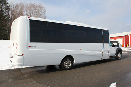 Charter Bus New Jersey