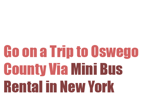 Mini Bus Rental in New York