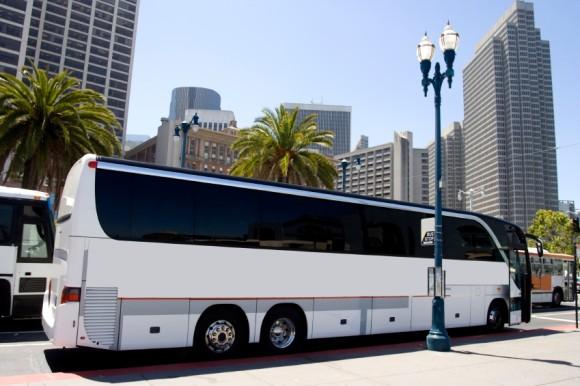 private tour bus