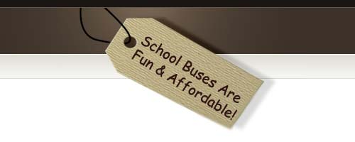 school bus rental NYC