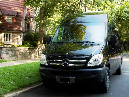 Sprinter Van Rental NYC Service