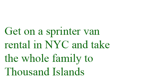 Sprinter Van Rental in New York
