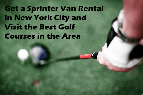 Sprinter Van Rental in New York City